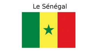 FR3 FR4 IB Francophone Flags