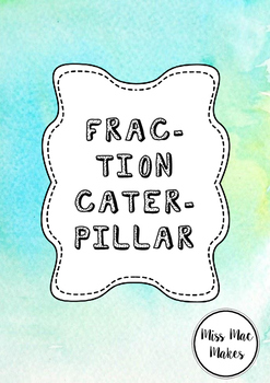FRACTION CATERPILLAR
