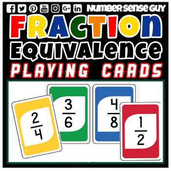 FRACTION EQUIVALENCE MATCHING SET