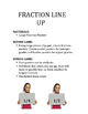 FRACTION FUN GAMES