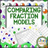 Comparing Fraction Models