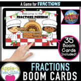 FRACTIONS | Boom Cards™ - Distance Learning