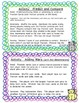 FRACTIONS - Comparing Fractions - Printable Cards & Activi