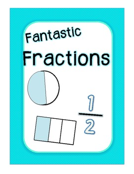 FRACTIONS! Common Core aligned! - second Grade