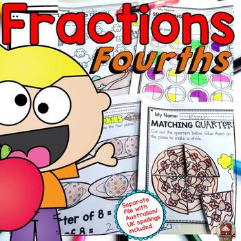 FRACTIONS: FOURTHS/QUARTERS