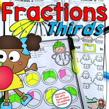 FRACTIONS: THIRDS