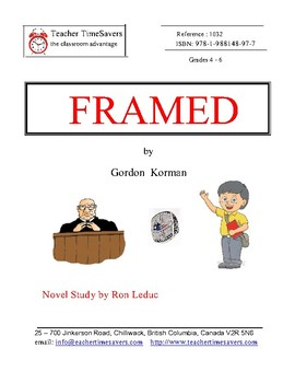 Gordon Korman - Framed