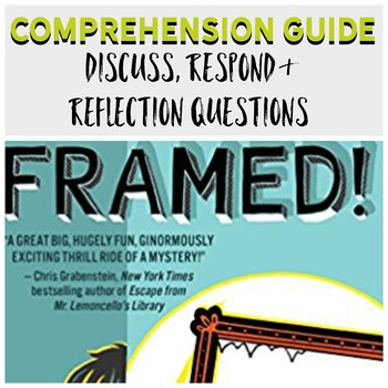 FRAMED! by James Ponti Discussion Questions