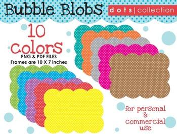 FRAMES: Bubble Blob (BUNDLE & BONUS)