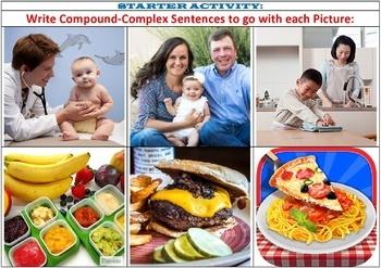 COMPOUND-COMPLEX SENTENCES LESSON AND RESOURCES