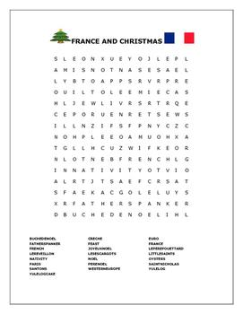 FRANCE AND CHRISTMAS