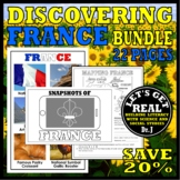 FRANCE: Discovering France Bundle