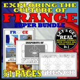 FRANCE: Exploring the Culture of France Bundle