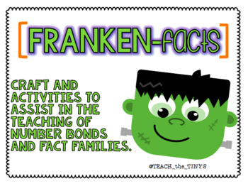 FRANKEN-facts! Number bonds and fact family