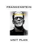 FRANKENSTEIN 72 PAGE UNIT PLAN