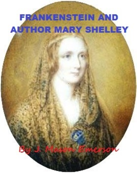 READING FUN: FRANKENSTEIN AND AUTHOR MARY SHELLEY (COMMON CORE, FUN ACTIVITIES)
