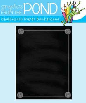 FREE Chalkboard / Blackboard Background Paper