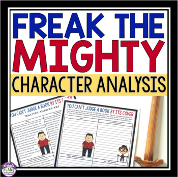 FREAK THE MIGHTY CHARACTER ASSIGNMENT