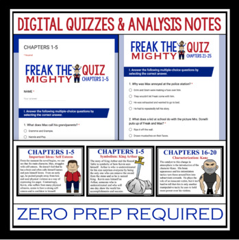 FREAK THE MIGHTY DIGITAL PAPERLESS UNIT (USE WITH GOOGLE DRIVE)