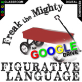 FREAK THE MIGHTY Figurative Language Analyzer (96 quotes) (Created for Digital)