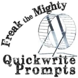 FREAK THE MIGHTY Journal - Quickwrite Writing Prompts (by