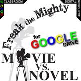 FREAK THE MIGHTY Movie vs Novel Comparison (Created for Digital)