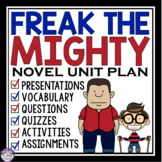 FREAK THE MIGHTY UNIT PLAN