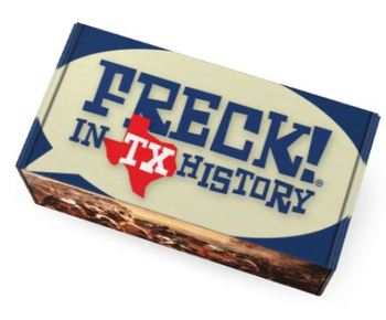 FRECK! TEXAS.  Texas History Resource for 7th Grade