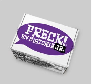 FRECK! en Historia.  A Bilingual product for Social Studies