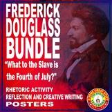 FREDERICK DOUGLASS Fourth of July Address RHETORIC REFLECT