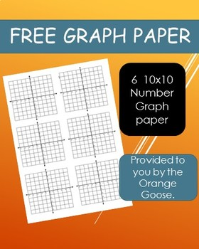 FREE 10x10 graph paper