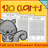 120 Charts - Fall Themed - FREE - Count to 120