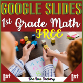 FREE 1st Grade Math | Google Classroom Number of the Day |