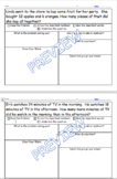 FREE 2-Digit Word Problem Sheets-Sample