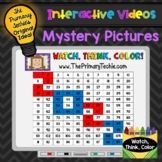 FREE 2019 Watch, Think, Color Games!