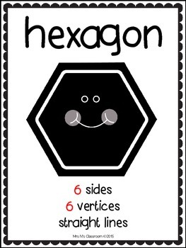 FREE 2D Shapes Posters
