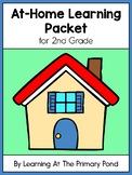 FREE 2nd Grade At-Home Learning Packet