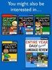 FREE 3rd Grade Daily Language Review: Week 1