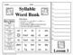 FREE: 3rd Grade - Help! I Can't Read Multisyllabic Words -
