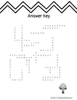 FREE 3rd Grade Vocab Word Search
