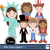FREE 4th July Independence Day Clipart, ok commercial use