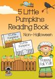 FREE 5 Little Pumpkins reader story NON- Halloween