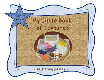 *FREE* 5 Senses: Little Texture Book (Touch)