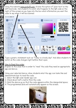 FREE A Beginner's Guide to QR Codes