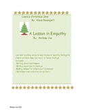 FREE-A Writing Lesson on Empathy-Laura's Christmas Star