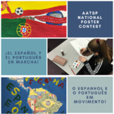 FREE AATSP Poster Contest Lesson Plans