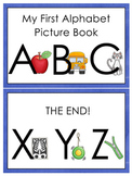 FREE! ABC Book Covers