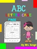 FREE ABC Letter Case