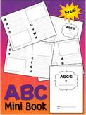 FREE ABC Mini Book
