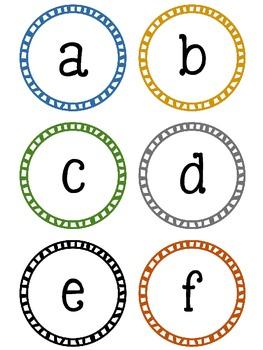 FREE: ABC lowercase